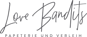 Love Bandits Papeterie und Design Logo